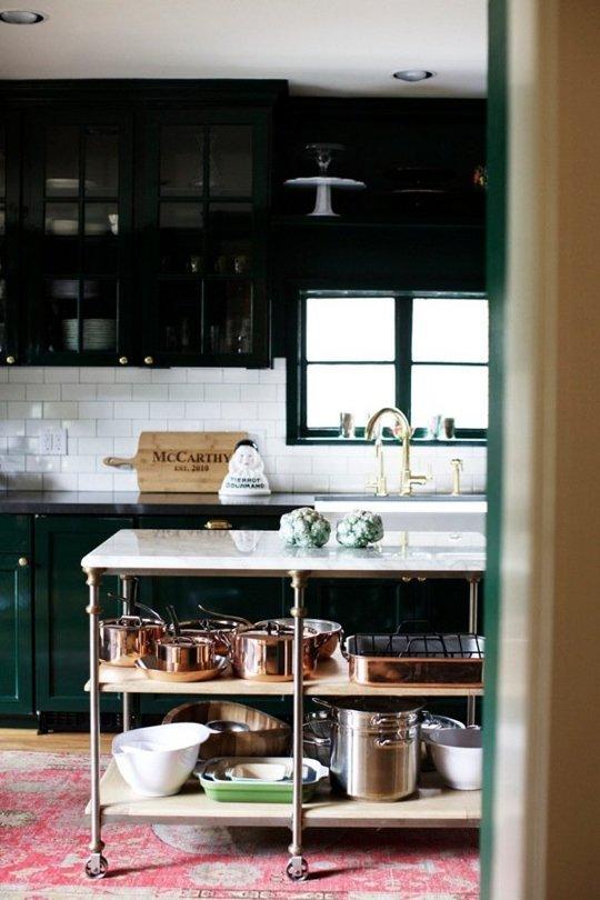 dark green kitchen cabinets.jpg