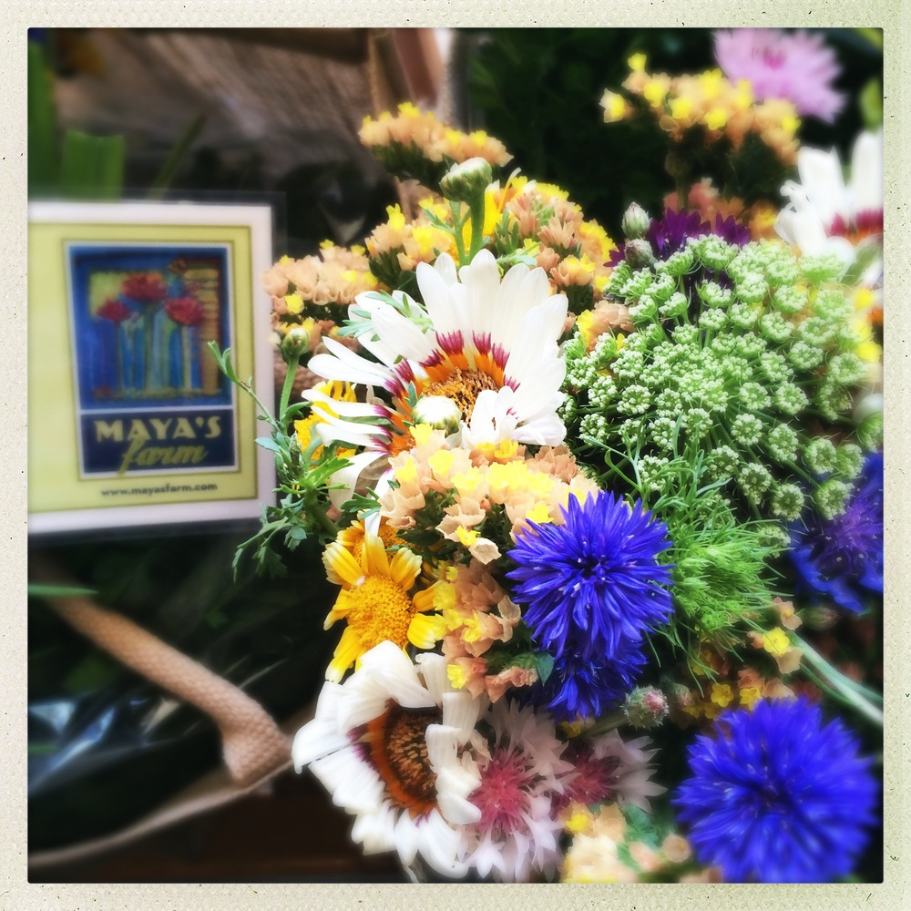 flowers from Mayas Farm.JPG