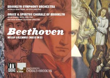 Missa Solemnis, Mass in (D), Ludwig Van Beethoven