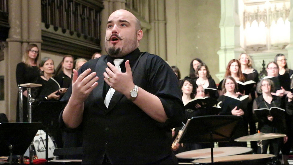 Tenor Soloist Anthony Webb