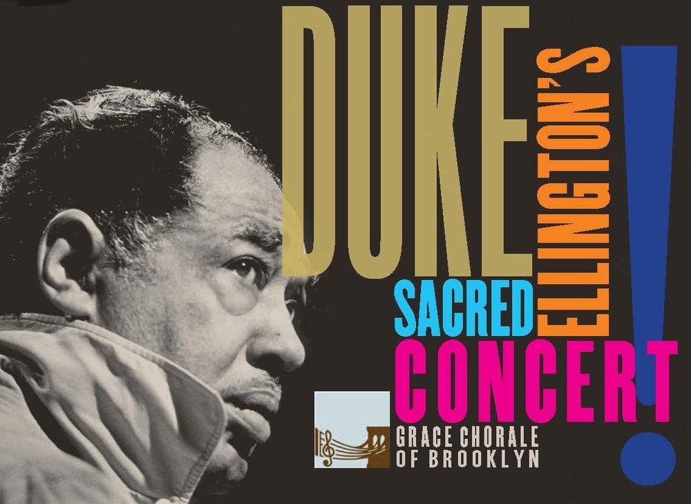 Ellington Sacred Concert