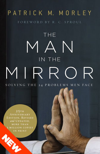 The man in the mirror 25th anniversary edition patrick for Mirror books