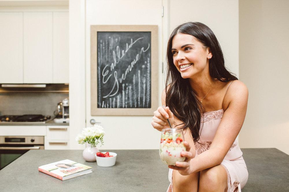 The Kitchen   In The Kitchen Katie Lee Bonberi