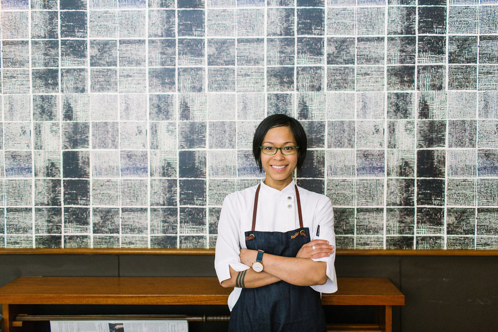 CHEF SPOTLIGHT: MIN KONG OF LITTLE PARK
