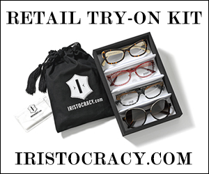 We now offer on-line shopping for thousands of new and Designer Frames at   Iristocracy.com