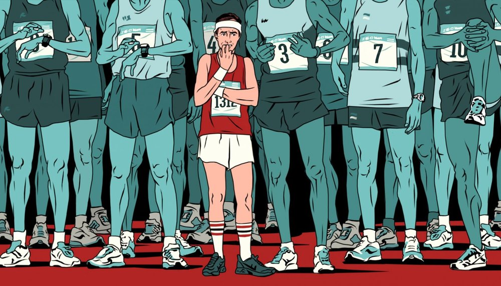 How to Undertrain for (and Survive) Your First Marathon - By Jay Bouchard