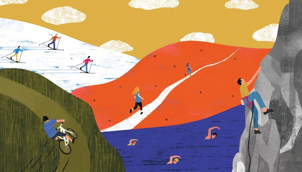 Ranking the World's Toughest Outdoor Sports - By Dan Roe