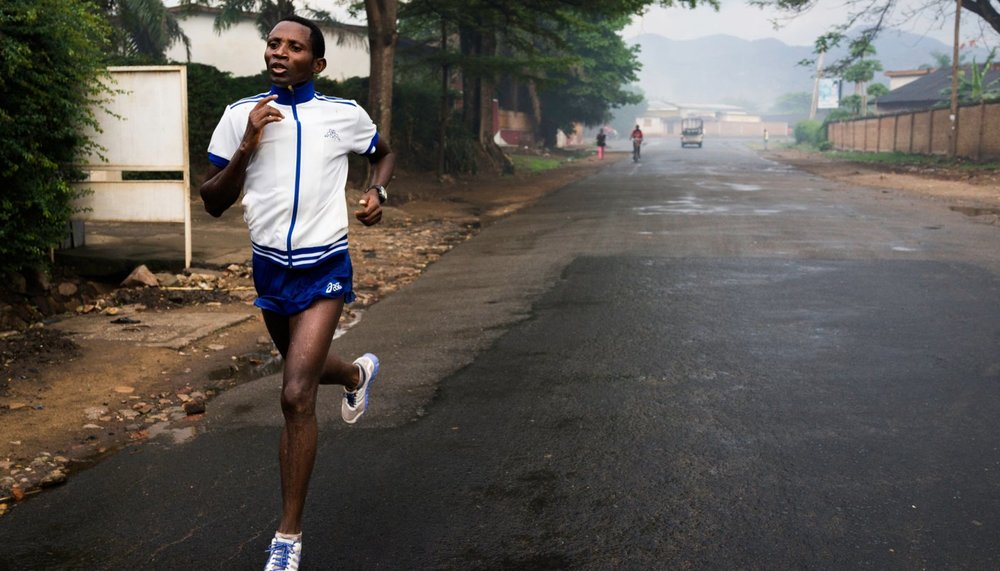 How Jogging in Burundi Became an Act of War - By Peter Frick-Wright