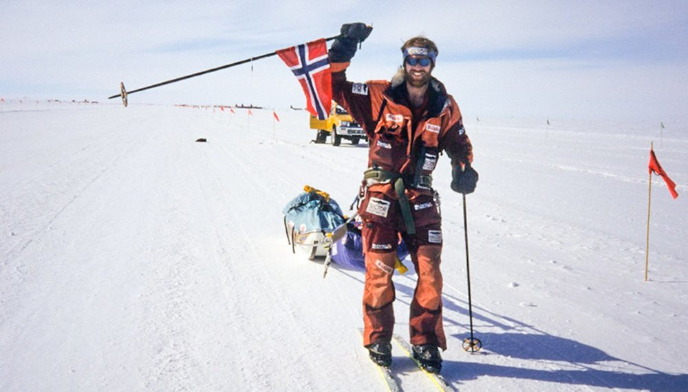 Before Henry Worsley, There Was Børge Ousland - By Brad Wieners