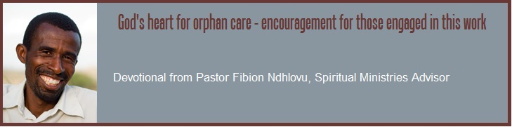 He Is A Former Zimbabwe Director Overseeing Local Partnerships With African Church Partners In His Role Fibion Shares Weekly Devotion The