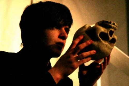 Hamlet skull.JPG