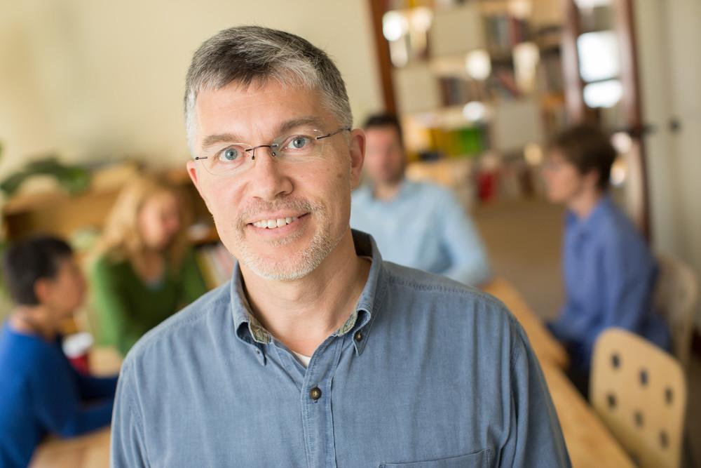 Chris Hutchinson, CEO