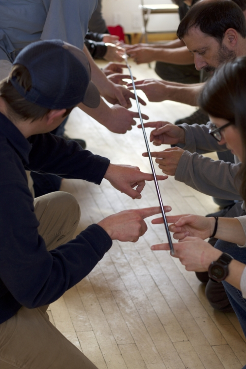 Engage your team - Practical teambuilding transforms the team you have into the team you need