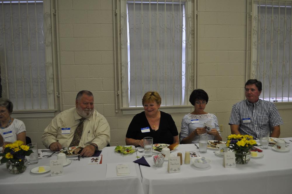 Chuck, Nancy, Kim & Jonathan