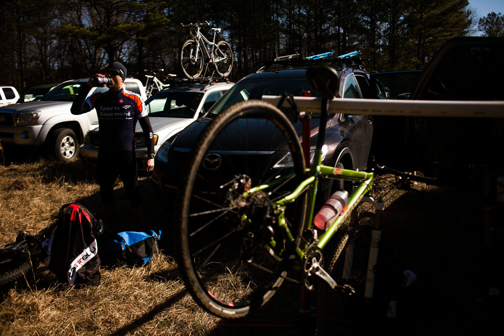 2012 Storm Endurance Race in Sanford, NC