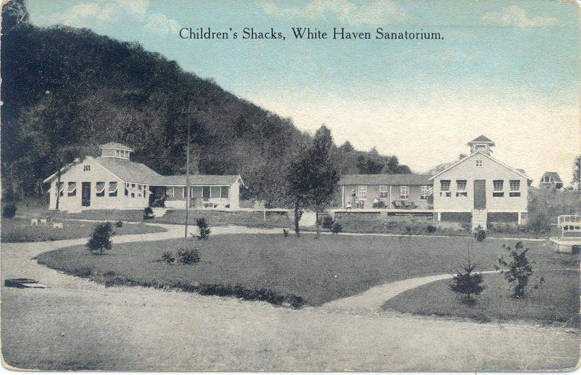 White Haven Sanatorium Children's Shack