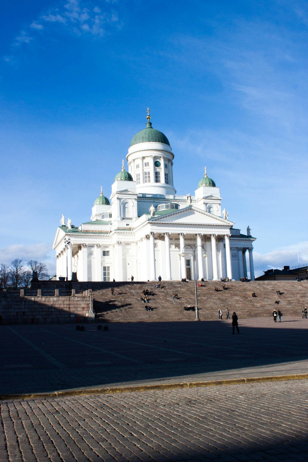 Helsinki Cathedral | my blue&white kitchen