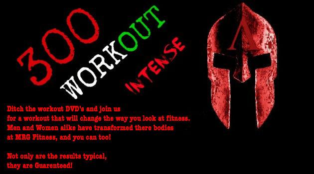 300 Workout Routine