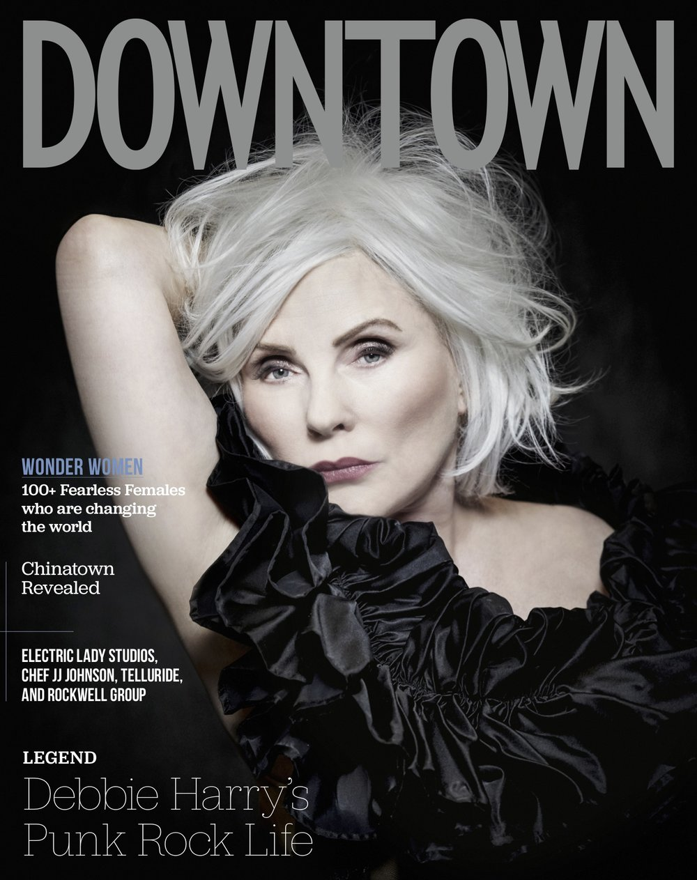 DOWNTOWN MAGAZINE MARCH 2019