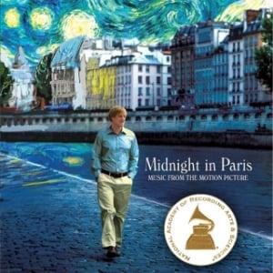 Midnight In Paris Soundtrack