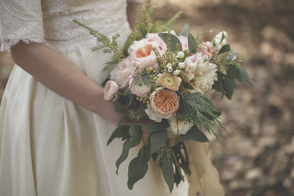 Country Wedding Bridal Bouquet
