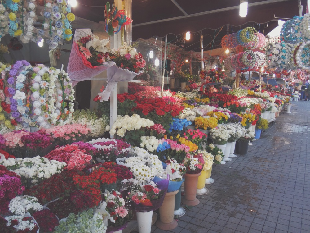 Flower Shop in Istanbul