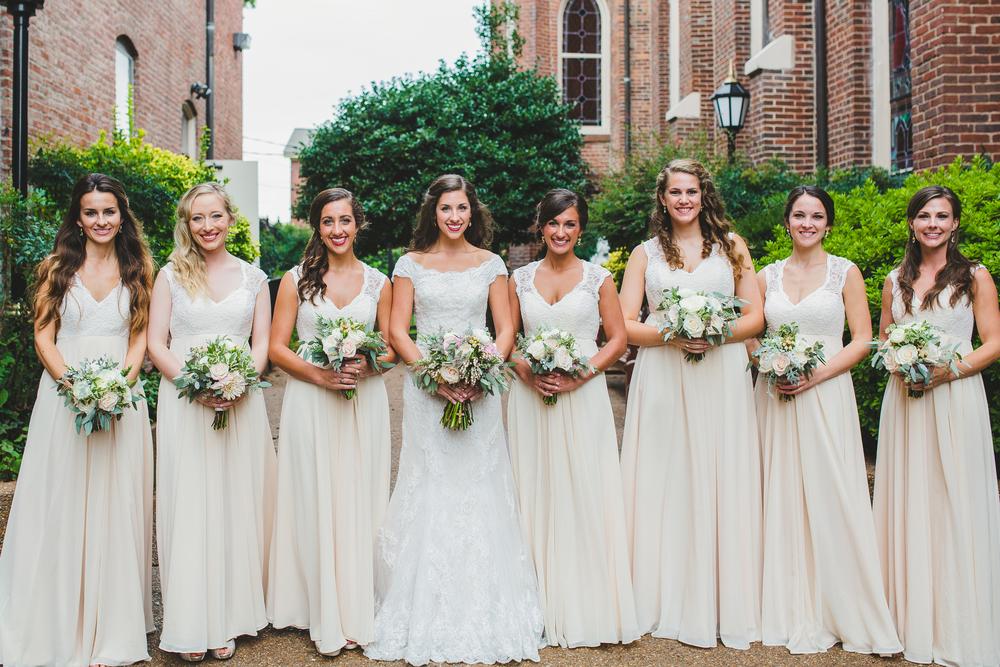 Nashville Wedding Floral Design