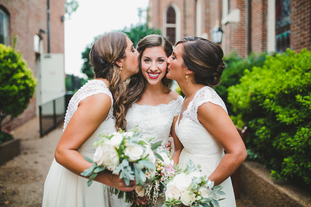Nashville Wedding Florist // Rosemary & Finch