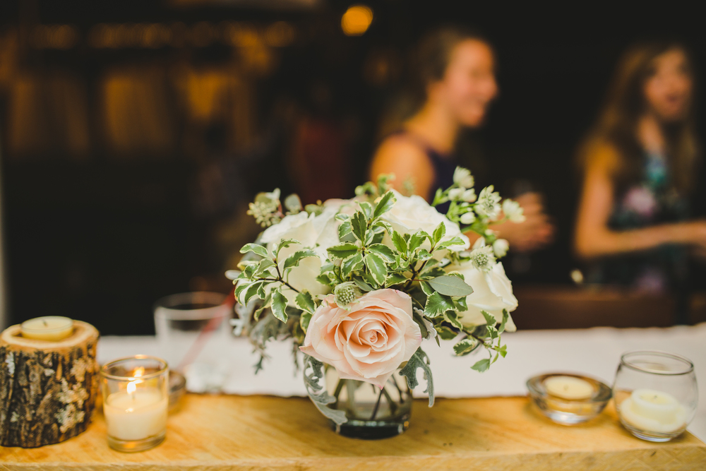 Nashville Wedding Floral Design // Rosemary & Finch