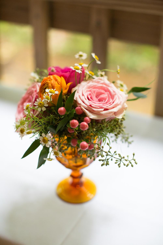 Hachland Hill // August Wedding Flowers // Nashville