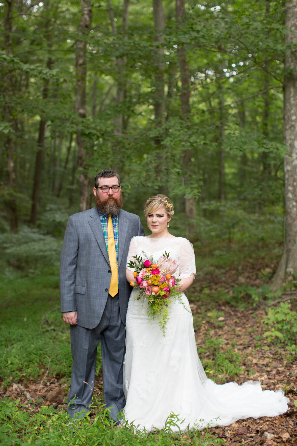 Nashville Country Wedding Flowers