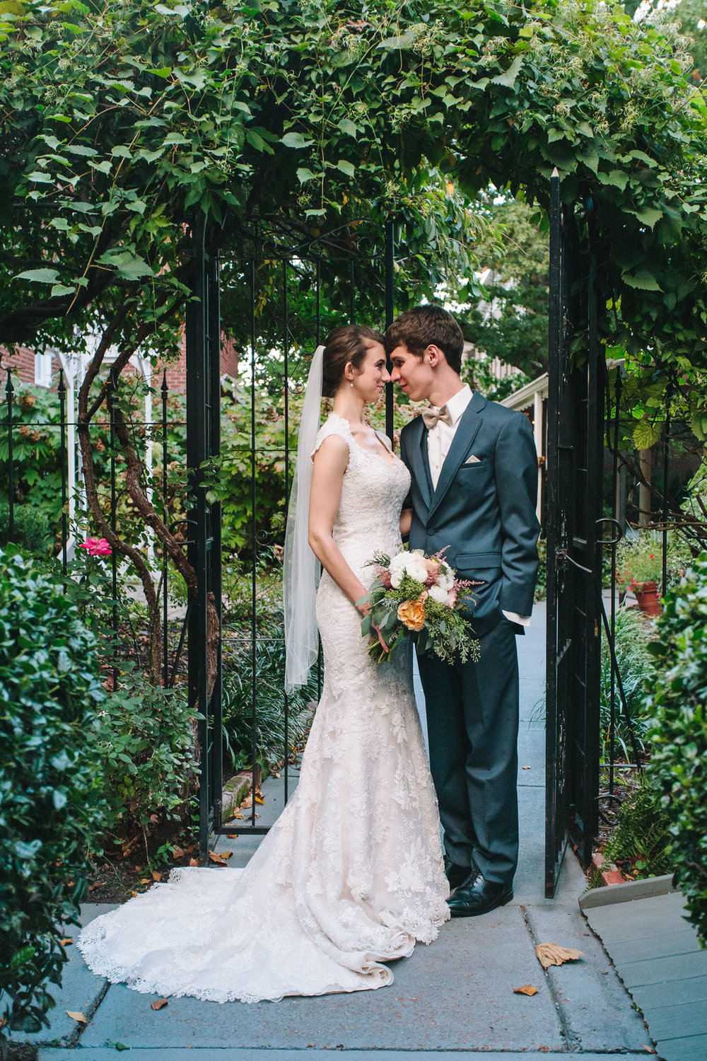 Romantic Garden Wedding // Nashville Floral Design