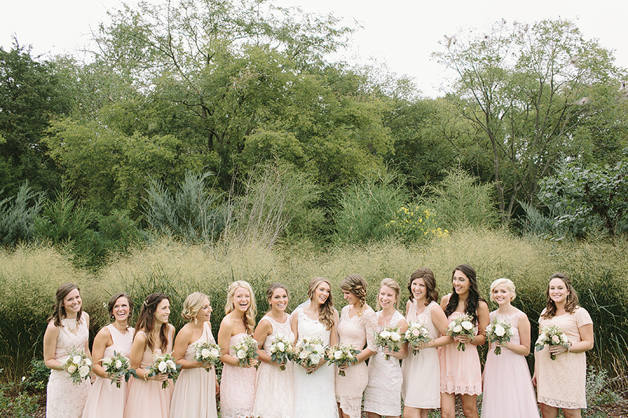 Arrington Vineyards Wedding // Bridesmaids