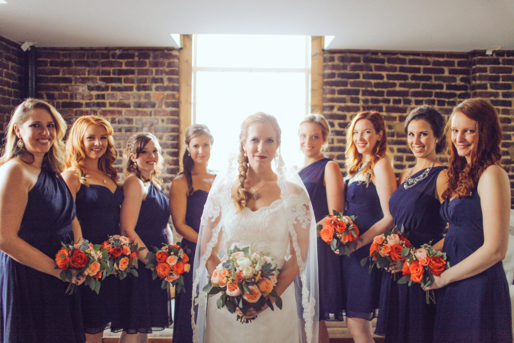 Cannery One Wedding // Nashville Floral Design