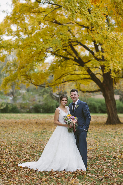 Fall Wedding at Riverwood Mansion // Nashville Wedding Flowers