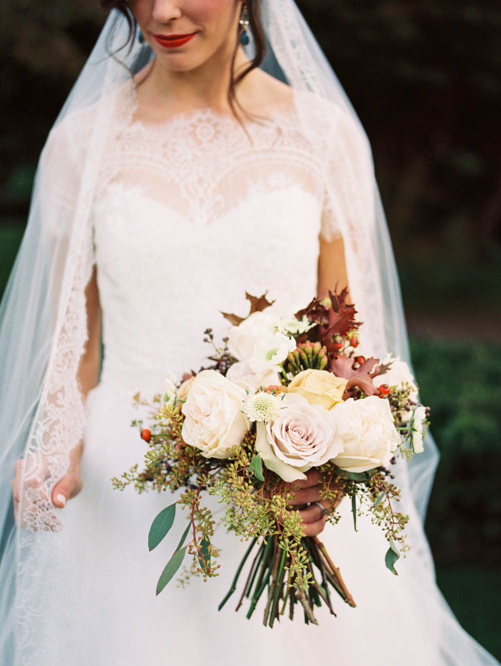 Whimsical Bridal Bouquet