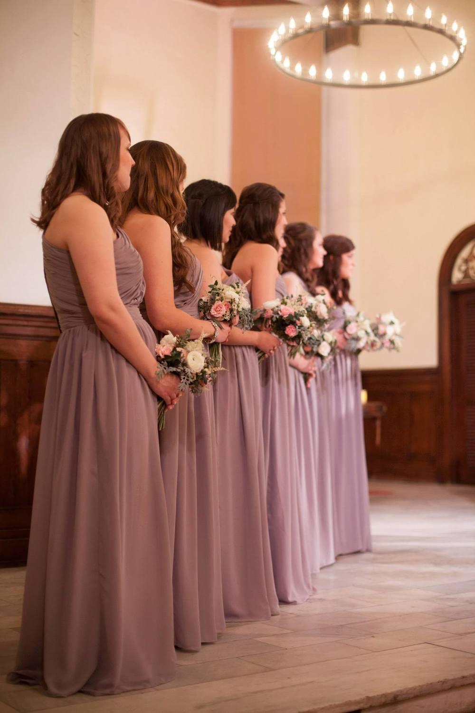 Nashville Wedding Floral Design // Village Chapel Ceremony
