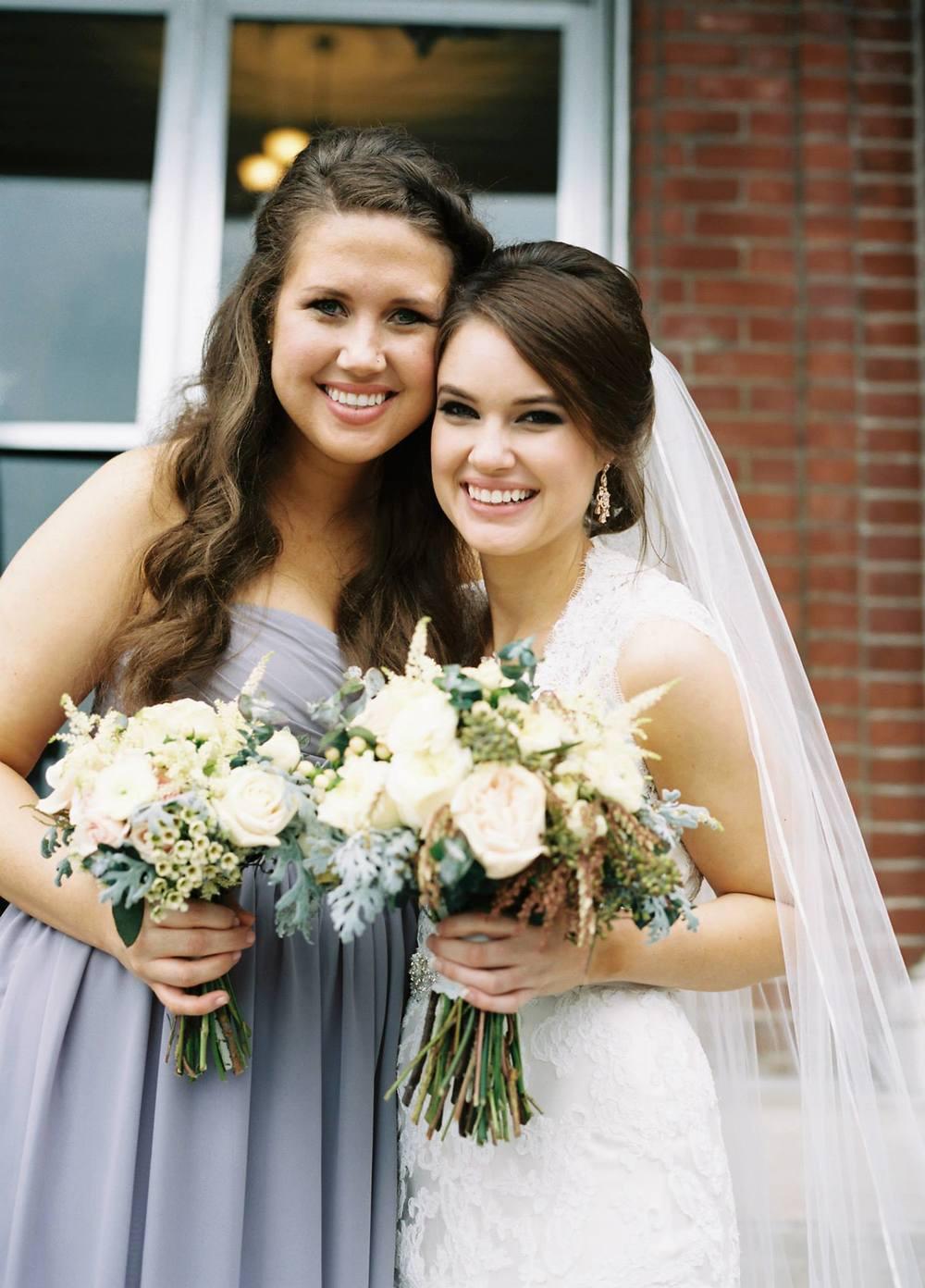 Nashville Wedding Floral Design // Bridesmaid Bouquet