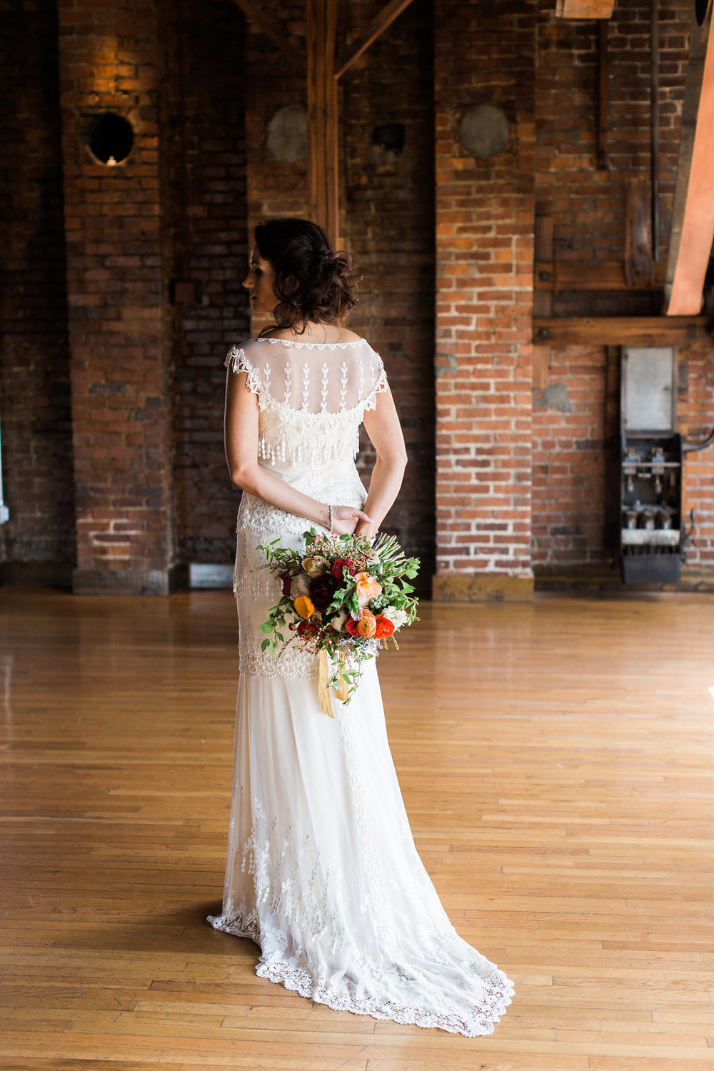 Cannery One // Nashville Wedding Flowers