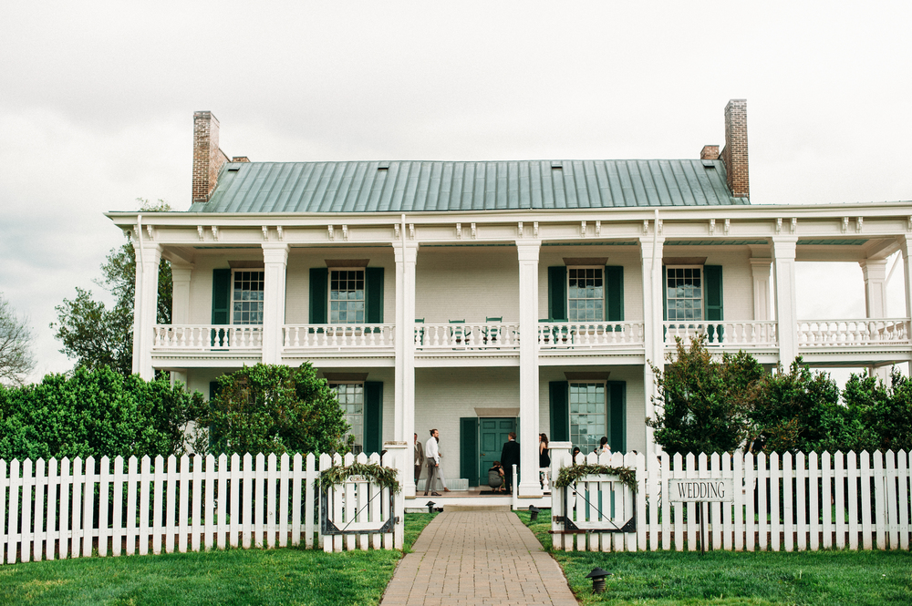 Carnton Plantation Wedding // Franklin, TN