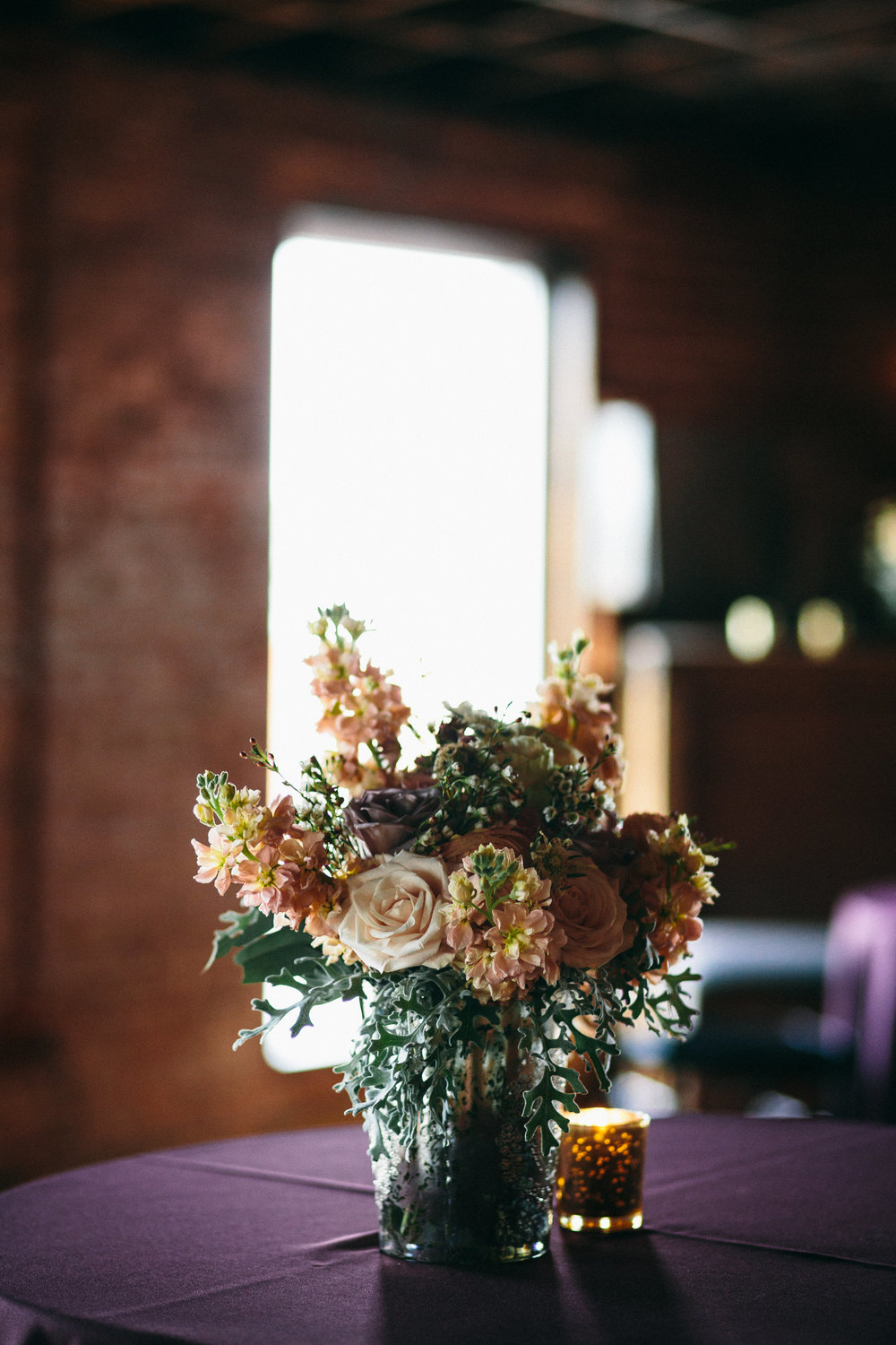 Cannery Row Wedding // Nashville Wedding Florist