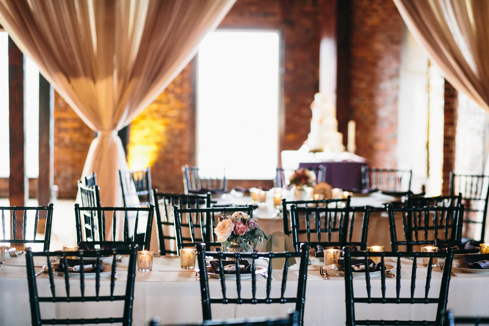 Cannery One Wedding // Nashville Florist