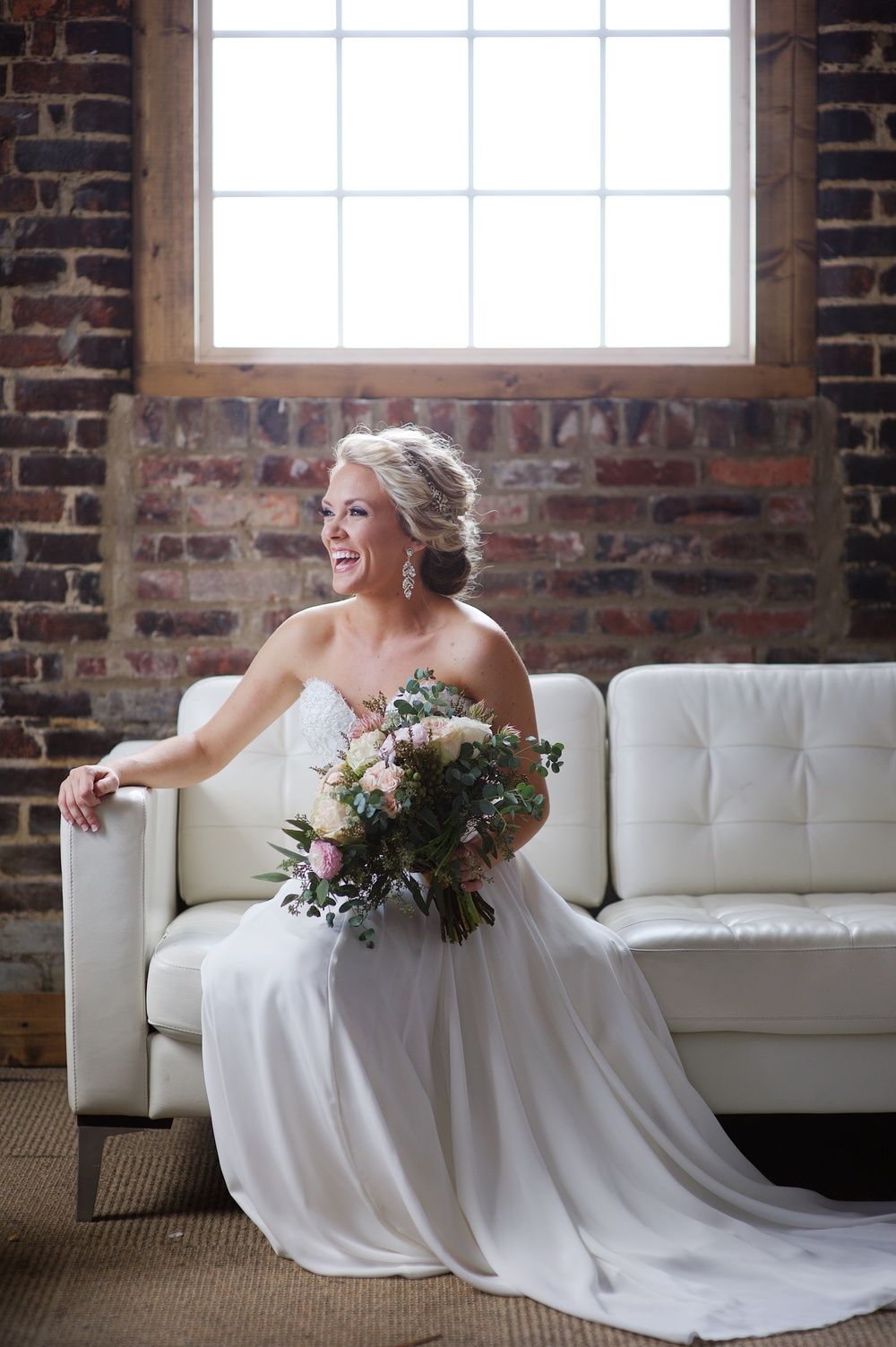Cannery One Bride // Nashville Wedding Flowers
