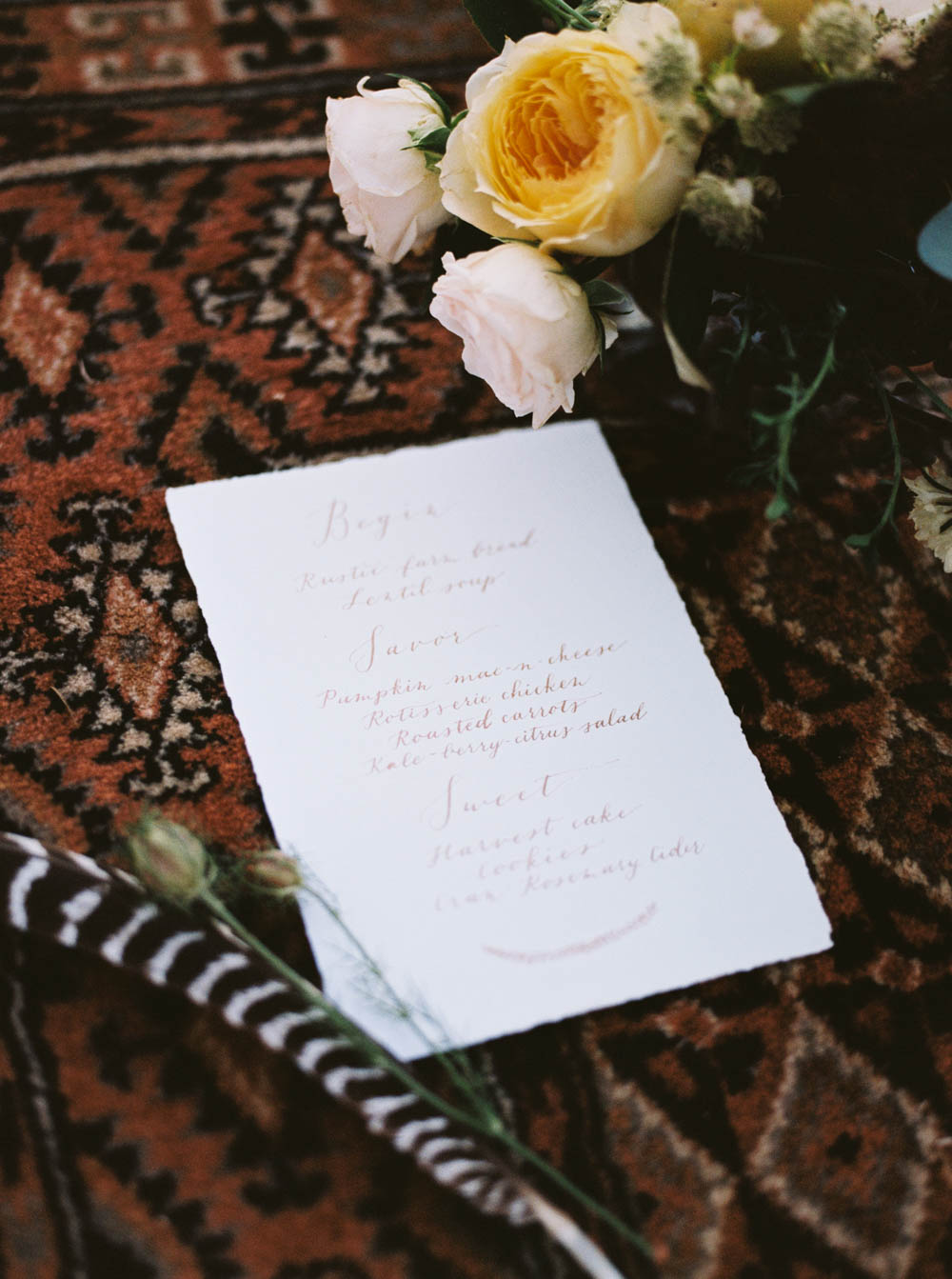 Farm Thanksgiving Floral Inspiration // Nashville Floral Design