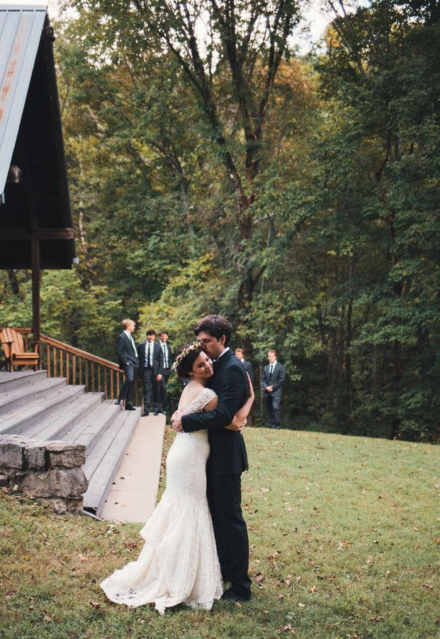 Lake House Wedding in Nashville