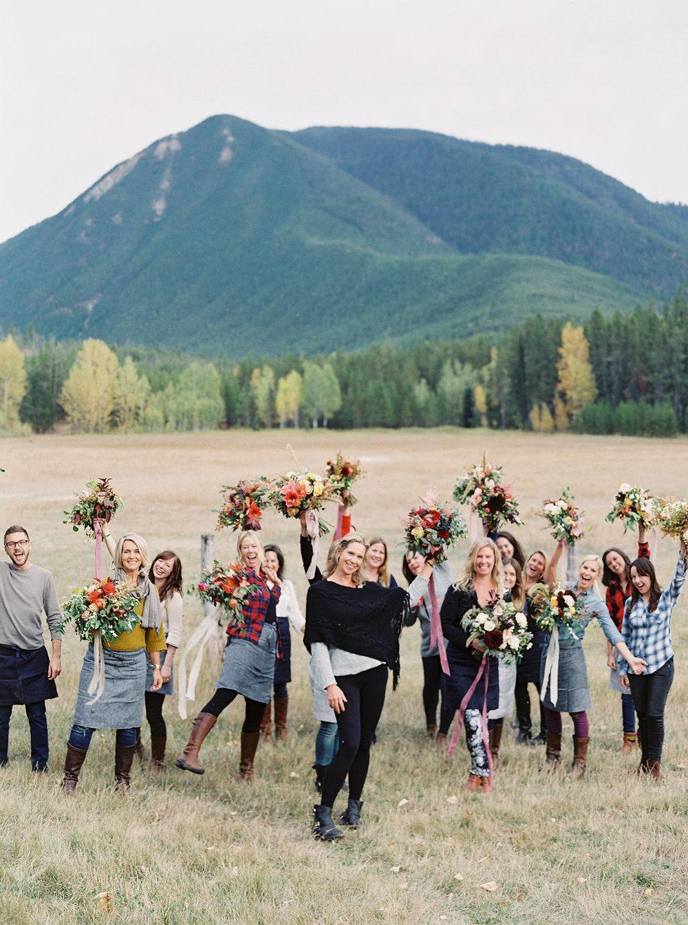 The Wild West Flower Workshop, Montana