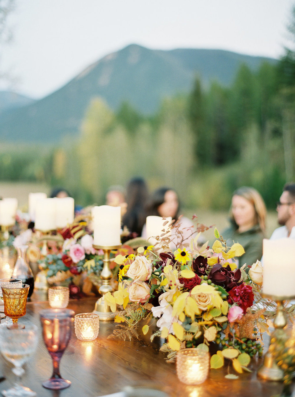 The Wild West Flower Workshop // Montana Florist