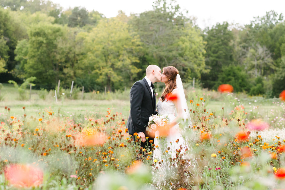 Flower Farm Wedding