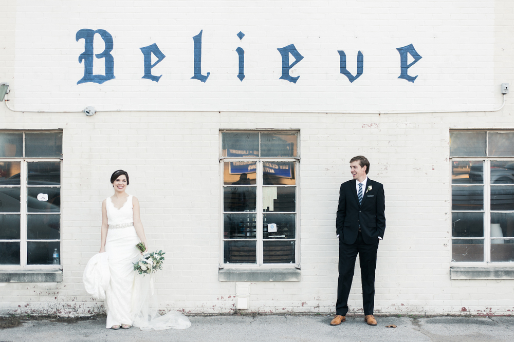 12th South Nashville Wedding