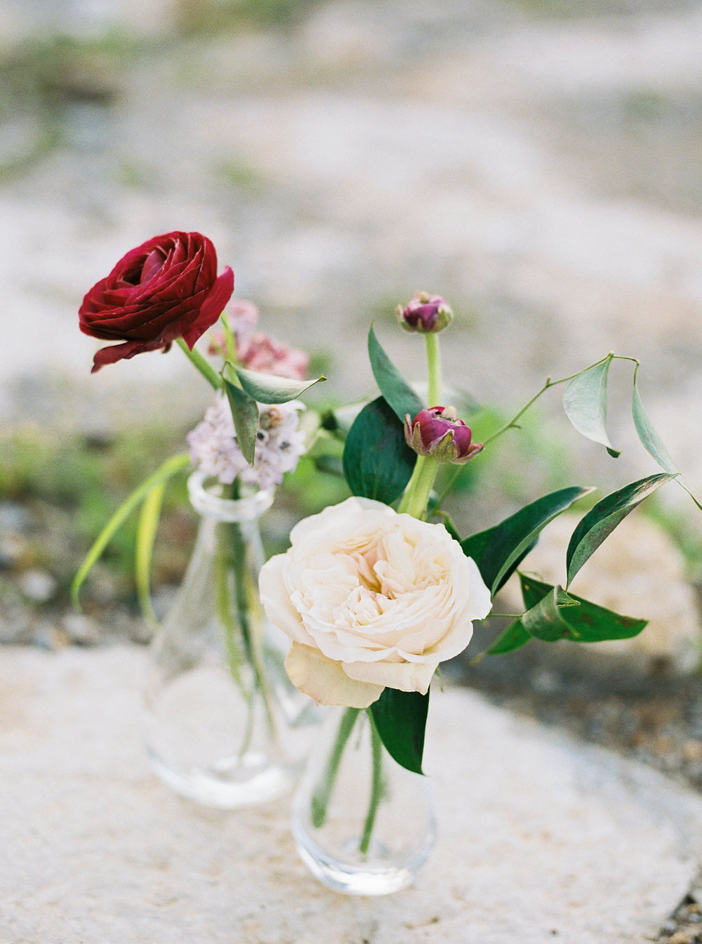 Wedding Inspiration Shoot at Rock Quarry // Nashville Floral Design